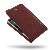 10% OFF + FREE SHIPPING, Buy Best PDair Top Quality Handmade Protective Sharp SH530U Leather Flip Top Case (Red Croc Pattern) You also can go to the customizer to create your own stylish leather case if looking for additional colors, patterns and types.