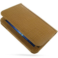 10% OFF + FREE SHIPPING, Buy Best PDair Quality Handmade Protective Samsung Galaxy Tab Leather Folio Stand Case (Brown Croc Pattern) You also can go to the customizer to create your own stylish leather case if looking for additional colors, patterns and t