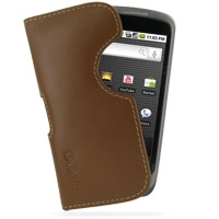 10% OFF + FREE SHIPPING, Buy Best PDair Top Quality Handmade Protective HTC Google Nexus One Leather Pouch Case Ver2 (Brown) You also can go to the customizer to create your own stylish leather case if looking for additional colors, patterns and types.