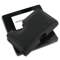 10% OFF + FREE SHIPPING, Buy Best PDair Top Quality Handmade Protective Nintendo 3DS Leather Pouch Case Ver.2 (Black) online. You also can go to the customizer to create your own stylish leather case if looking for additional colors, patterns and types.