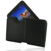 10% OFF + FREE SHIPPING, Buy Best PDair Quality Handmade Protective Samsung Galaxy Tab 7.0 Plus Leather Pouch Case Ver.2 (Black). You also can go to the customizer to create your own stylish leather case if looking for additional colors, patterns and type