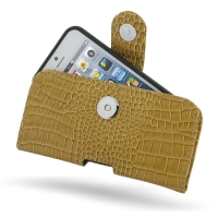 10% OFF + FREE SHIPPING, Buy Best PDair Quality Handmade Protective iPhone 5 | iPhone 5s (in Slim Cover) Holster Case (Brown Croc Pattern). You also can go to the customizer to create your own stylish leather case if looking for additional colors, pattern