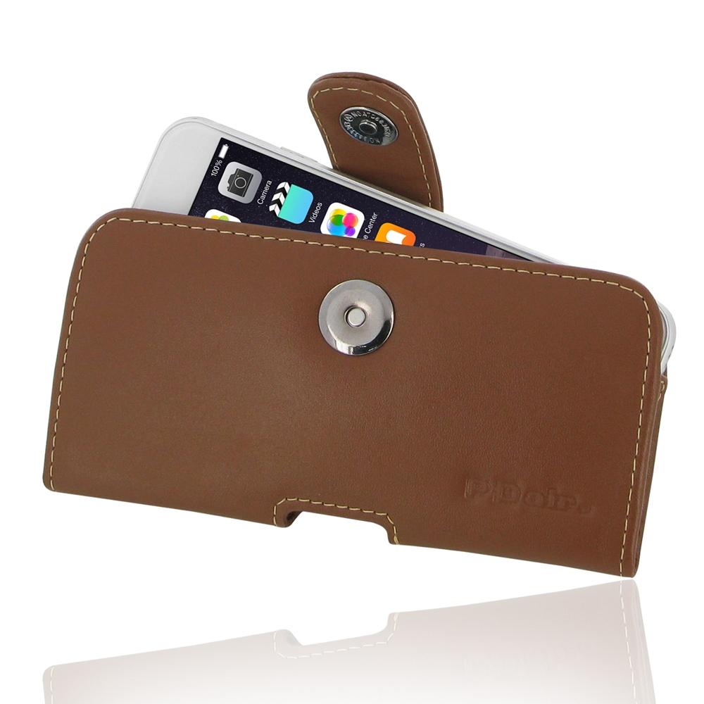 10% OFF + FREE SHIPPING, Buy Best PDair Quality Handmade Protective iPhone 6 | iPhone 6s Genuine Leather Holster Case (Brown) online. Pouch Sleeve Holster Wallet You also can go to the customizer to create your own stylish leather case if looking for addi