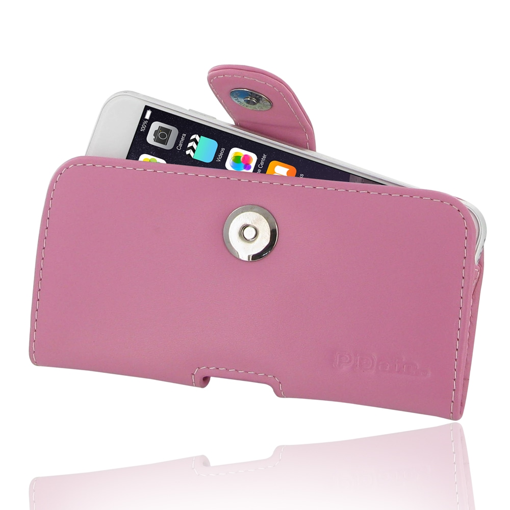 10% OFF + FREE SHIPPING, Buy Best PDair Quality Handmade Protective iPhone 6 | iPhone 6s Genuine Leather Holster Case (Petal Pink) online. Pouch Sleeve Holster Wallet You also can go to the customizer to create your own stylish leather case if looking for