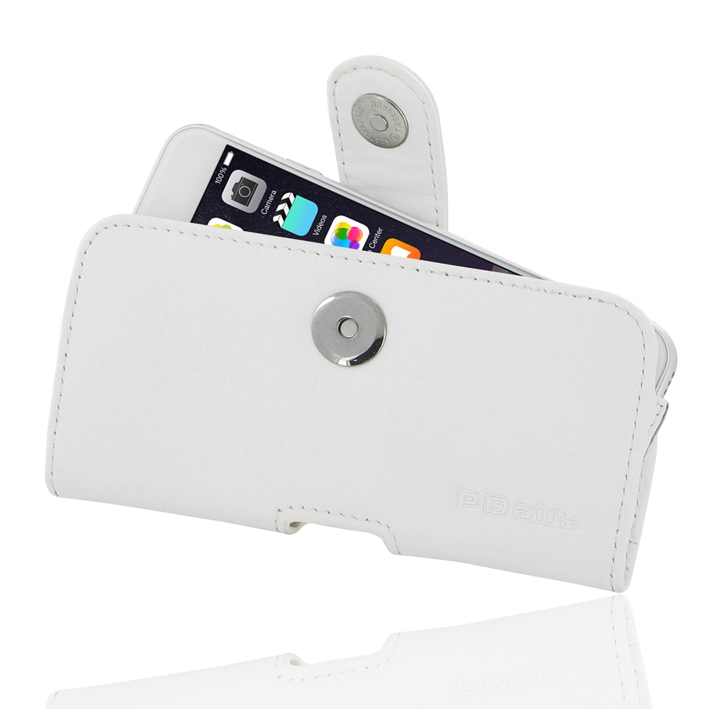 10% OFF + FREE SHIPPING, Buy Best PDair Quality Handmade Protective iPhone 6 | iPhone 6s Genuine Leather Holster Case (White) online. Pouch Sleeve Holster Wallet You also can go to the customizer to create your own stylish leather case if looking for addi
