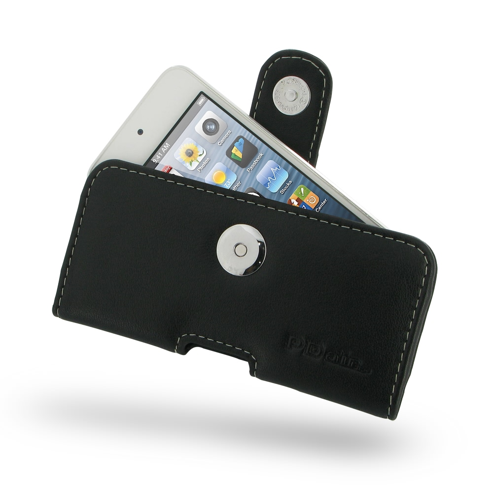 10% OFF + FREE SHIPPING, iPod touch 7 / iPod touch 6 / iPod touch 5 Leather Holster Case is custom designed to allow you to carry your device on belt easily. You can remove your device anytime by the opening at the bottom. Traditional design and added com