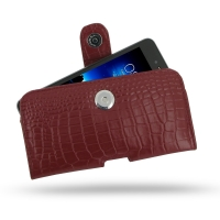 10% OFF + FREE SHIPPING, Buy Best PDair Quality Handmade Protective Asus PadFone Infinity Genuine Leather Holster Case (Red Croc Pattern). You also can go to the customizer to create your own stylish leather case if looking for additional colors, patterns