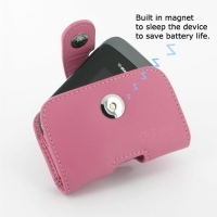 10% OFF + FREE SHIPPING, Buy PDair Quality Handmade Protective BlackBerry Style 9670 Genuine Leather Holster Case (Petal Pink) online. You also can go to the customizer to create your own stylish leather case if looking for additional colors, patterns and