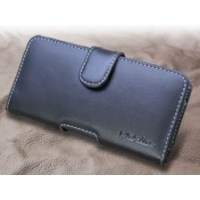 Fujitsu ARROWS NX F-02G Leather Holster Case PDair Premium Hadmade Genuine Leather Protective Case Sleeve Wallet