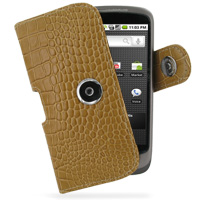 10% OFF + FREE SHIPPING, Buy Best PDair Quality Handmade Protective HTC Google Nexus One Leather Holster Case (Brown Croc Pattern). You also can go to the customizer to create your own stylish leather case if looking for additional colors, patterns and ty
