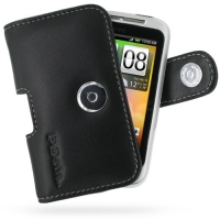 10% OFF + FREE SHIPPING, Buy Best PDair Top Quality Handmade Protective HTC Wildfire S Leather Holster Case (Black) online. Pouch Sleeve Holster Wallet You also can go to the customizer to create your own stylish leather case if looking for additional col
