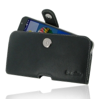 Huawei Ascend GX1 Leather Holster Case PDair Premium Hadmade Genuine Leather Protective Case Sleeve Wallet