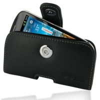 Huawei Vision Leather Holster Case PDair Premium Hadmade Genuine Leather Protective Case Sleeve Wallet