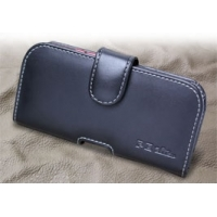 KYOCERA TORQUE G01 Leather Holster Case PDair Premium Hadmade Genuine Leather Protective Case Sleeve Wallet