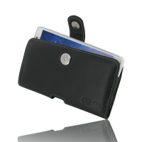 Leather Horizontal Pouch Case with Belt Clip for Lenovo Golden Warrior Note 8 A936