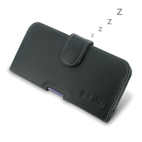 Nexus 5 (in Slim Cover) Holster Case PDair Premium Hadmade Genuine Leather Protective Case Sleeve Wallet