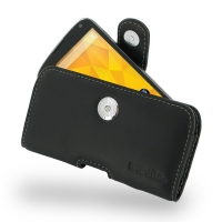 Nexus 4 Leather Holster Case PDair Premium Hadmade Genuine Leather Protective Case Sleeve Wallet