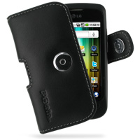 10% OFF + FREE SHIPPING, Buy Best PDair Top Quality Handmade Protective LG Optimus One Leather Holster Case (Black) online. Pouch Sleeve Holster Wallet You also can go to the customizer to create your own stylish leather case if looking for additional col