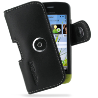10% OFF + FREE SHIPPING, Buy Best PDair Top Quality Handmade Protective Nokia C5-03 Leather Holster Case (Black) online. Pouch Sleeve Holster Wallet You also can go to the customizer to create your own stylish leather case if looking for additional colors
