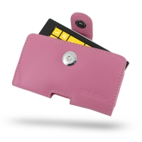 10% OFF + FREE SHIPPING, Buy Best PDair Top Quality Handmade Protective Nokia Lumia 520 Leather Holster Case (Petal Pink). Pouch Sleeve Holster Wallet You also can go to the customizer to create your own stylish leather case if looking for additional colo
