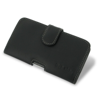 Nokia Lumia 625 Leather Holster Case PDair Premium Hadmade Genuine Leather Protective Case Sleeve Wallet