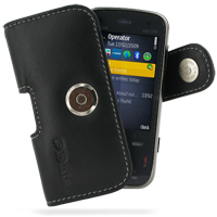 10% OFF + FREE SHIPPING, Buy Best PDair Top Quality Handmade Protective Nokia N86 8MP Leather Holster Case (Black) online. Pouch Sleeve Holster Wallet You also can go to the customizer to create your own stylish leather case if looking for additional colo