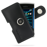 10% OFF + FREE SHIPPING, Buy Best PDair Top Quality Handmade Protective Nokia X3 Leather Holster Case (Black) online. Pouch Sleeve Holster Wallet You also can go to the customizer to create your own stylish leather case if looking for additional colors, p