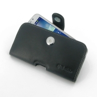 Leather Horizontal Pouch Case with Belt Clip for Samsung Galaxy Grand 2 SM-G7102