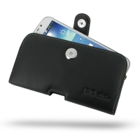 Leather Horizontal Pouch Case with Belt Clip for Samsung Galaxy Mega 5.8 Duos GT-i9150 GT-i9152