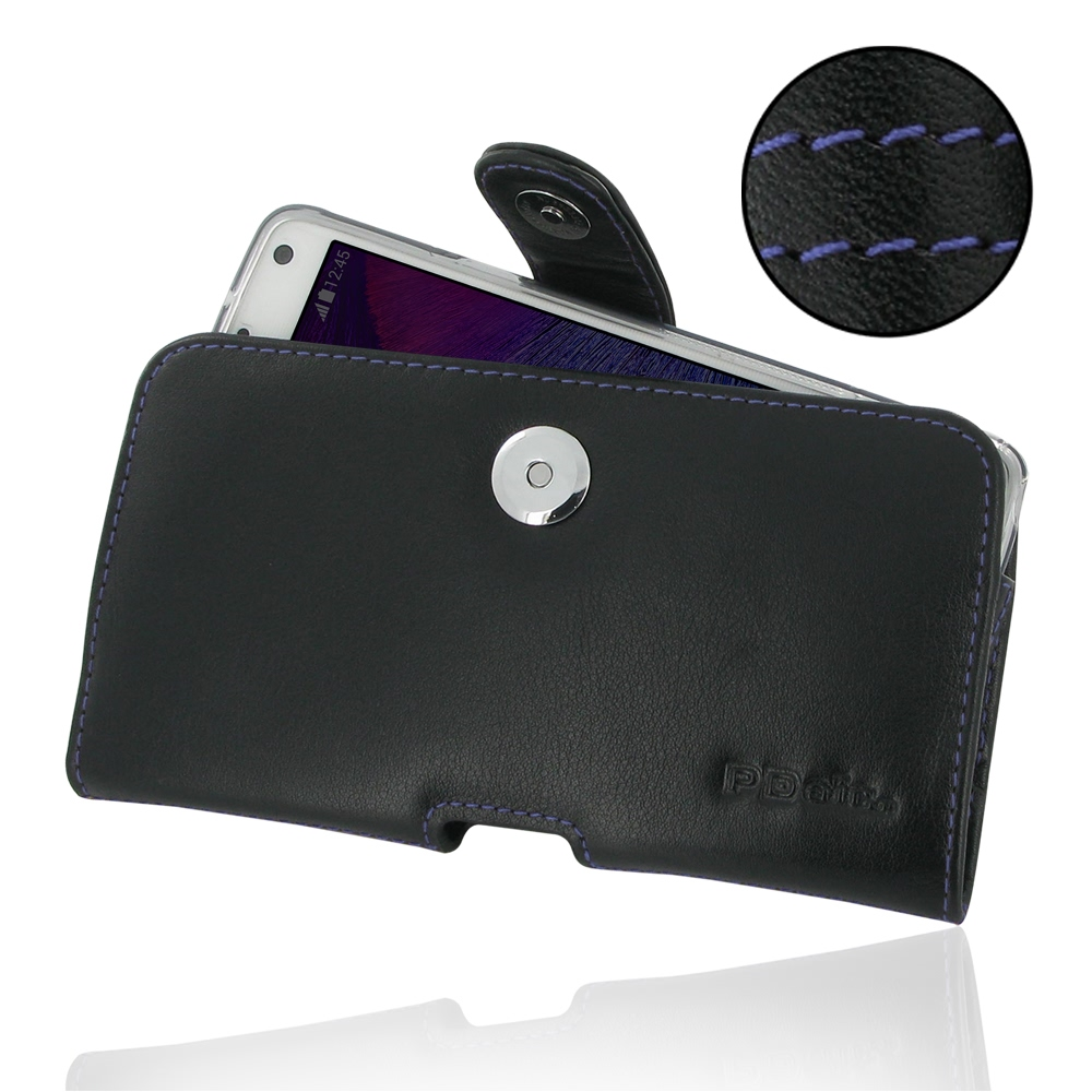 10% OFF + FREE SHIPPING, Buy PDair Quality Handmade Protective Samsung Galaxy Note 4 (in Slim Cover) Holster Case (Purple Stitch) online. You also can go to the customizer to create your own stylish leather case if looking for additional colors, patterns