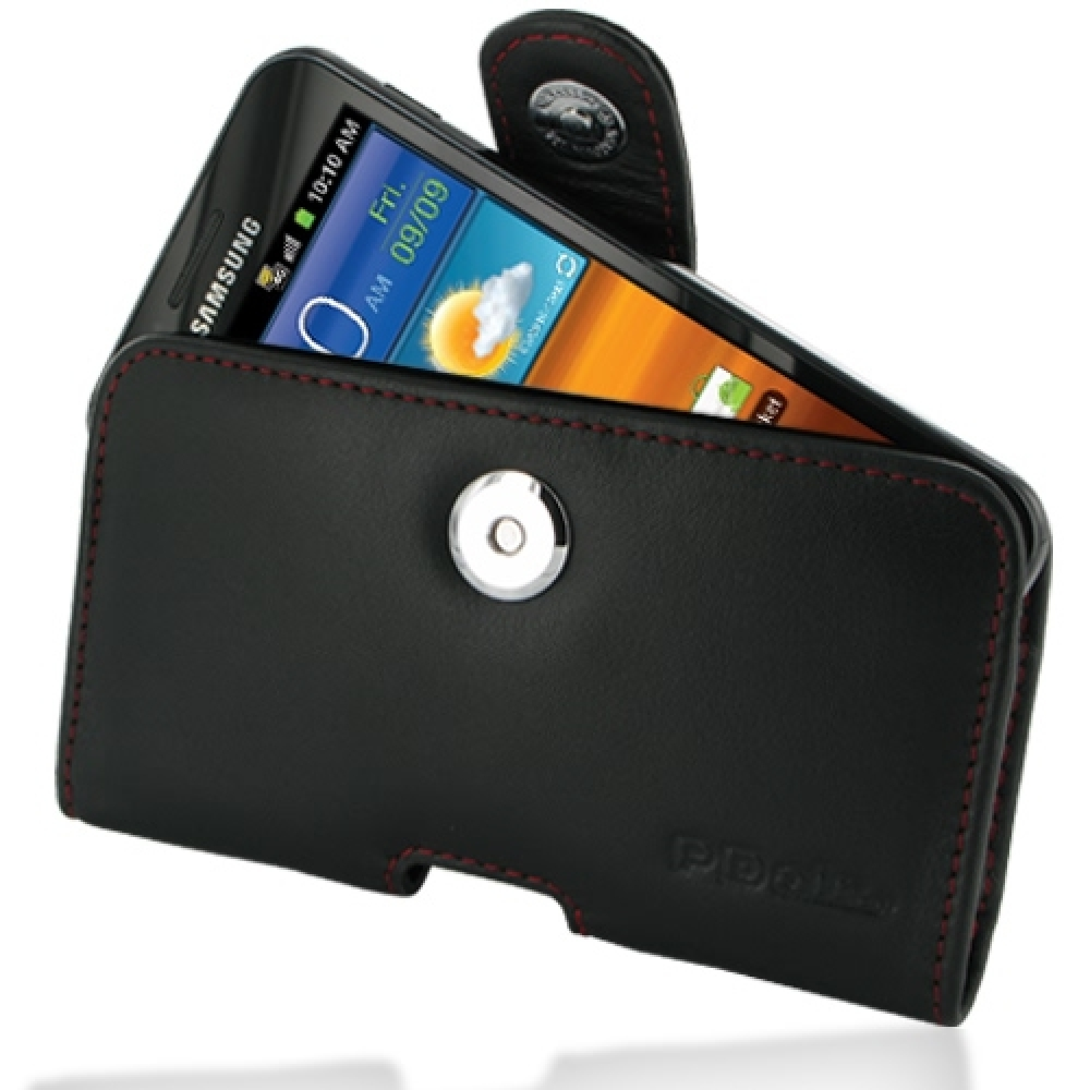 10% OFF + FREE SHIPPING, Buy PDair Top Quality Handmade Protective Samsung Galaxy S2 Epic Leather Holster Case (Red Stitch) online. You also can go to the customizer to create your own stylish leather case if looking for additional colors, patterns and ty