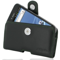 10% OFF + FREE SHIPPING, Buy PDair Top Quality Handmade Protective Samsung Galaxy S2 T989 Leather Holster Case (Green Stitch). Pouch Sleeve Holster Wallet You also can go to the customizer to create your own stylish leather case if looking for additional