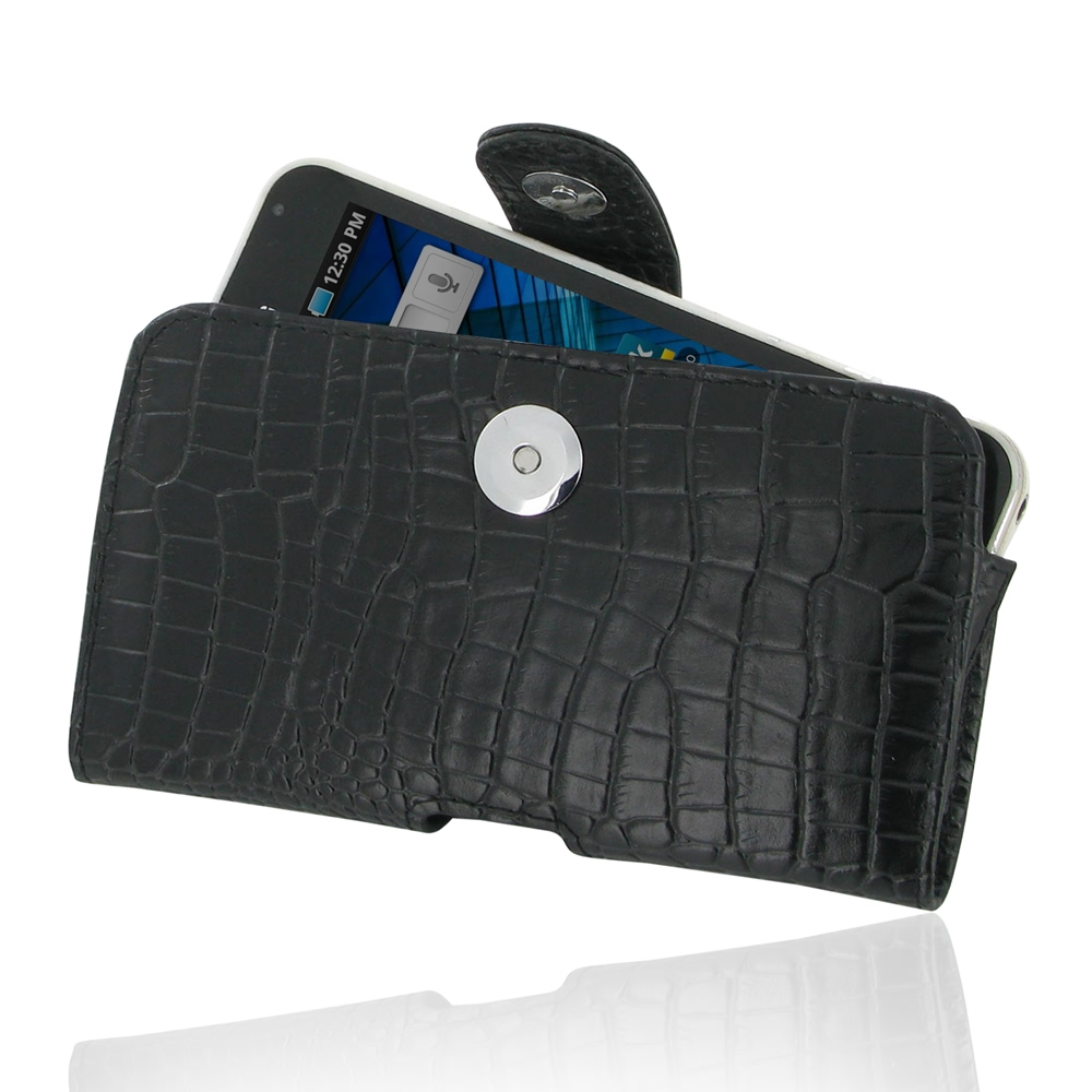 10% OFF + FREE SHIPPING, Buy PDair Quality Handmade Protective Samsung Galaxy S WiFi 5.0 Leather Holster Case (Black Croc Pattern) online. You also can go to the customizer to create your own stylish leather case if looking for additional colors, patterns