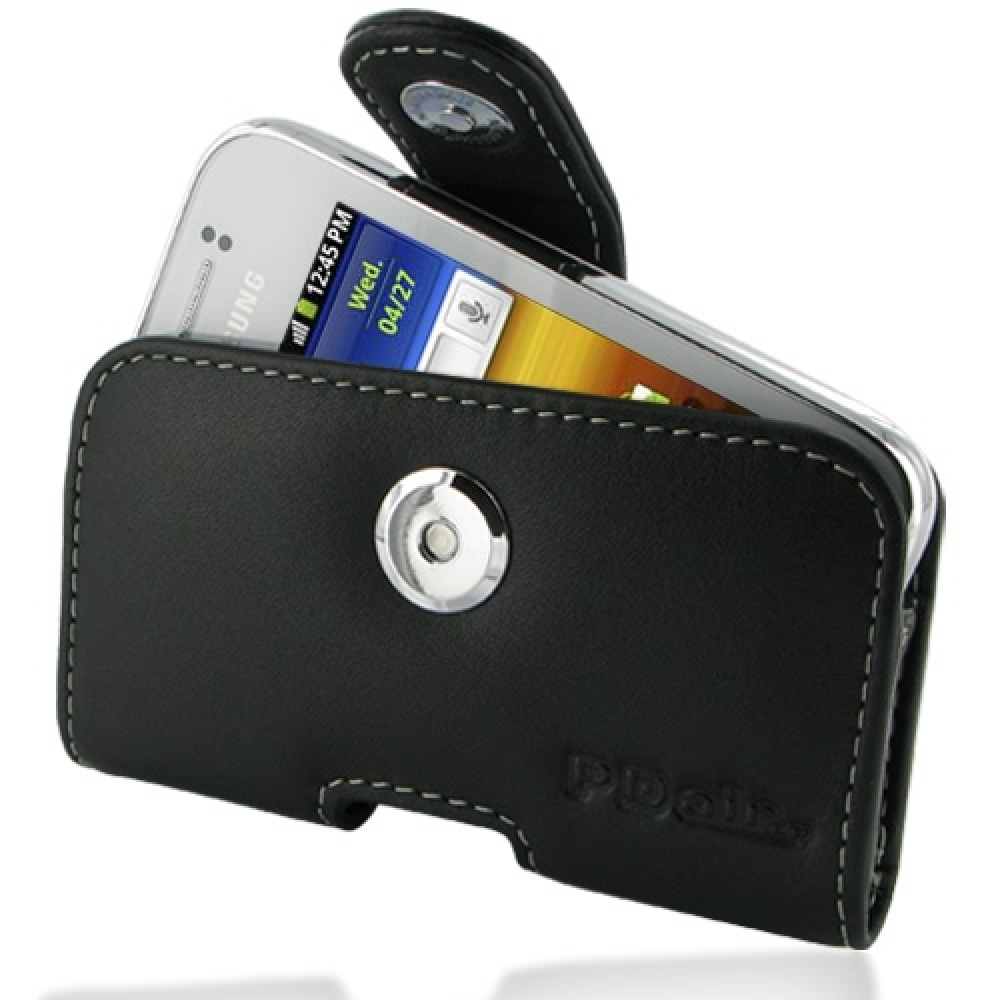 10% OFF + FREE SHIPPING, Buy Best PDair Top Quality Handmade Protective Samsung Galaxy Y Leather Holster Case (Black) online. Pouch Sleeve Holster Wallet You also can go to the customizer to create your own stylish leather case if looking for additional c