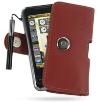10% OFF + FREE SHIPPING, Buy Best PDair Top Quality Handmade Protective Samsung Omnia i908 i900 Leather Holster Case (Red). Pouch Sleeve Holster Wallet You also can go to the customizer to create your own stylish leather case if looking for additional col