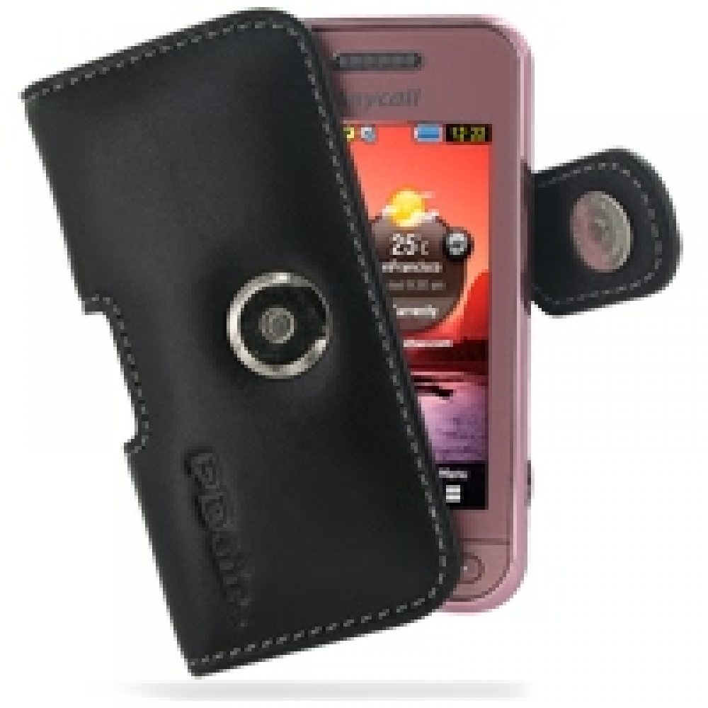 10% OFF + FREE SHIPPING, Buy Best PDair Top Quality Handmade Protective Samsung S5230 Star Leather Holster Case (Black) online. Pouch Sleeve Holster Wallet You also can go to the customizer to create your own stylish leather case if looking for additional