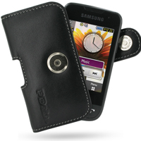 10% OFF + FREE SHIPPING, Buy Best PDair Top Quality Handmade Protective Samsung S5600 Leather Holster Case (Black) online. Pouch Sleeve Holster Wallet You also can go to the customizer to create your own stylish leather case if looking for additional colo