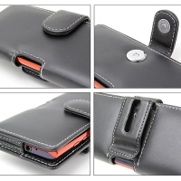 10% OFF + FREE SHIPPING, Buy Best PDair Quality Handmade Protective Sharp Aquos Phone SoftBank 104SH Leather Holster Case (Black). Pouch Sleeve Holster Wallet You also can go to the customizer to create your own stylish leather case if looking for additio