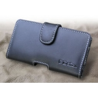 Leather Horizontal Pouch Case with Belt Clip for Sharp Aquos Phone XX SoftBank 302SH