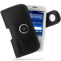 10% OFF + FREE SHIPPING, Buy Best PDair Top Quality Handmade Protective Sony Ericsson Spiro Leather Holster Case (Black) online. Pouch Sleeve Holster Wallet You also can go to the customizer to create your own stylish leather case if looking for additiona
