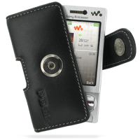 10% OFF + FREE SHIPPING, Buy Best PDair Top Quality Handmade Protective Sony Ericsson W705 Leather Holster Case (Black) online. Pouch Sleeve Holster Wallet You also can go to the customizer to create your own stylish leather case if looking for additional