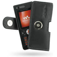 10% OFF + FREE SHIPPING, Buy Best PDair Top Quality Handmade Protective Sony Ericsson W880 W880i Leather Holster Case (Black) You also can go to the customizer to create your own stylish leather case if looking for additional colors, patterns and types.