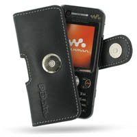 10% OFF + FREE SHIPPING, Buy Best PDair Top Quality Handmade Protective Sony Ericsson W890i Leather Holster Case (Black) online. Pouch Sleeve Holster Wallet You also can go to the customizer to create your own stylish leather case if looking for additiona
