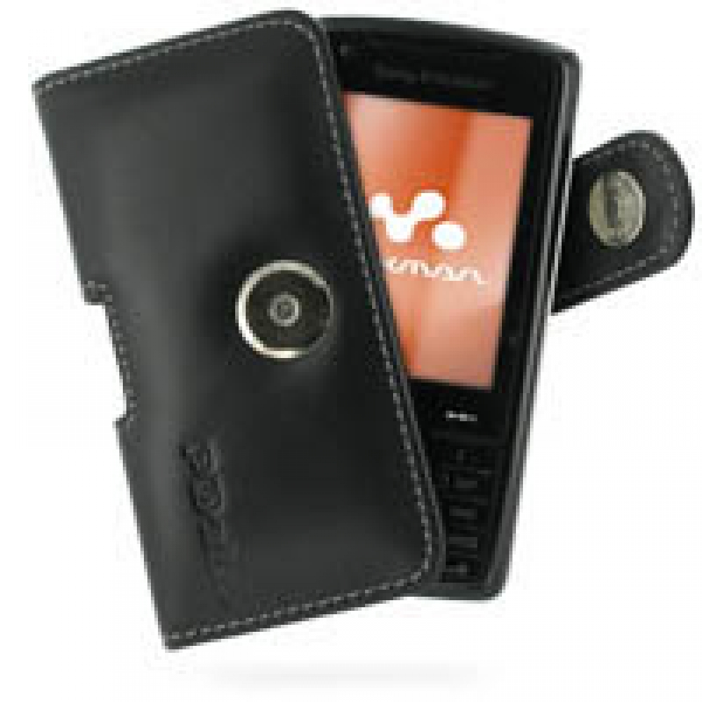 10% OFF + FREE SHIPPING, Buy Best PDair Top Quality Handmade Protective Sony Ericsson W960 Leather Holster Case (Black) online. Pouch Sleeve Holster Wallet You also can go to the customizer to create your own stylish leather case if looking for additional