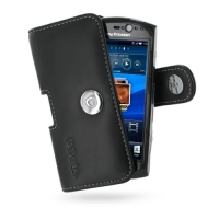 10% OFF + FREE SHIPPING, Buy Best PDair Quality Handmade Protective Sony Ericsson Xperia Neo / Neo V Leather Holster Case (Black). Pouch Sleeve Holster Wallet You also can go to the customizer to create your own stylish leather case if looking for additio