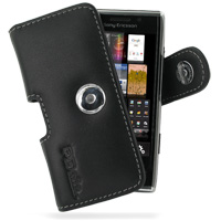 10% OFF + FREE SHIPPING, Buy Best PDair Top Quality Handmade Protective Sony Ericsson Xperia X2 Leather Holster Case (Black). Pouch Sleeve Holster Wallet You also can go to the customizer to create your own stylish leather case if looking for additional c