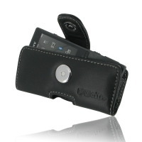 Sony Walkman NW-A10 Leather Holster Case PDair Premium Hadmade Genuine Leather Protective Case Sleeve Wallet
