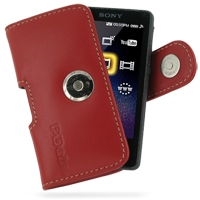 10% OFF + FREE SHIPPING, Buy Best PDair Quality Handmade Protective Sony Walkman NWZ-X1050 X1060 X1000 Leather Holster Case (Red). Pouch Sleeve Holster Wallet You also can go to the customizer to create your own stylish leather case if looking for additio
