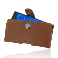 10% OFF + FREE SHIPPING, Buy Best PDair Top Quality Handmade Protective Sony Xperia Z3 Leather Holster Case (Brown) online. Pouch Sleeve Holster Wallet You also can go to the customizer to create your own stylish leather case if looking for additional col