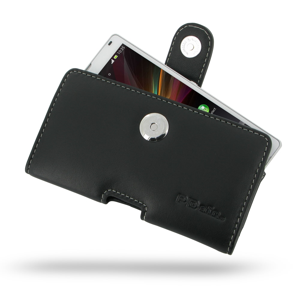 10% OFF + FREE SHIPPING, Buy Best PDair Top Quality Handmade Protective Sony Xperia ZL Leather Holster case online. Pouch Sleeve Holster Wallet You also can go to the customizer to create your own stylish leather case if looking for additional colors, pat